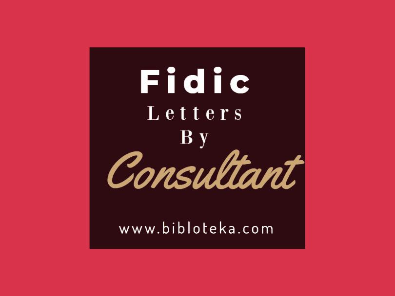 fidic consultant