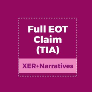 EOT Claim Samples
