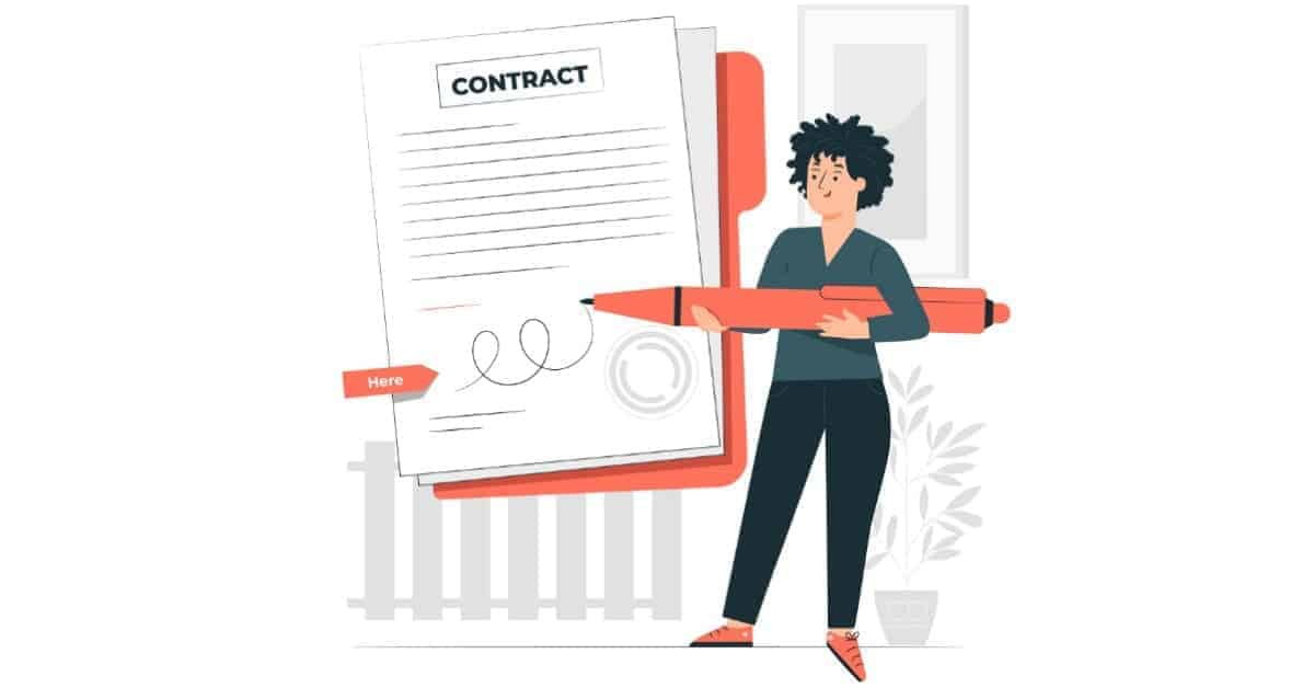 Lump Sum Contract Agreement in Construction