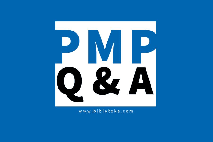 PMP Q A