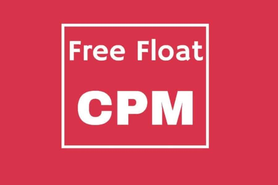 The Free Float CPM