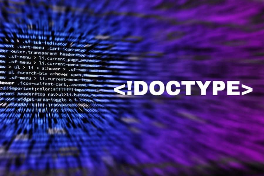 HTML Doctype