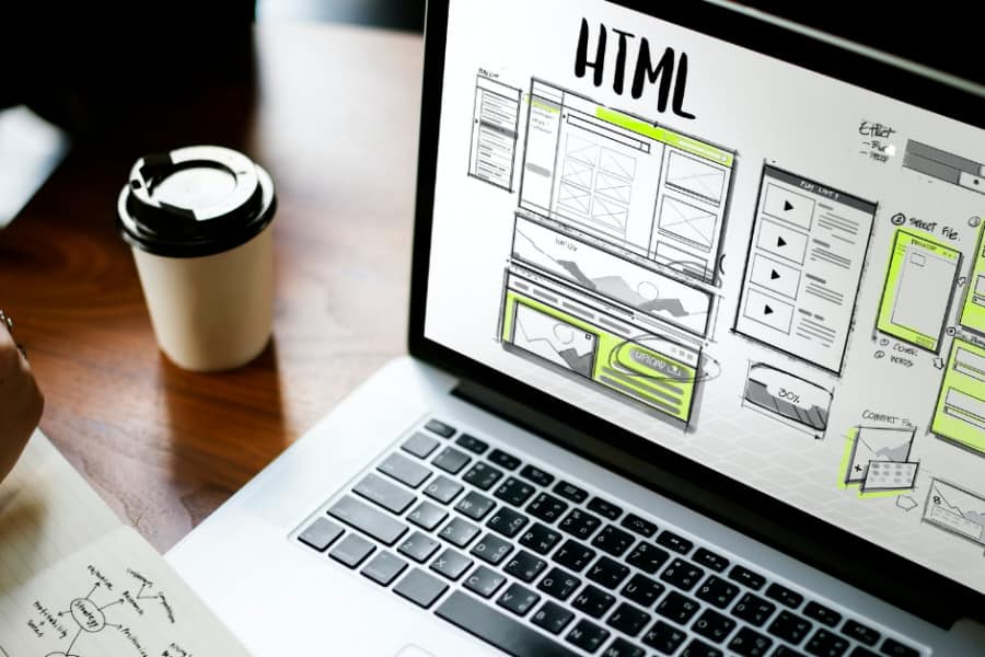 Webpage HTML