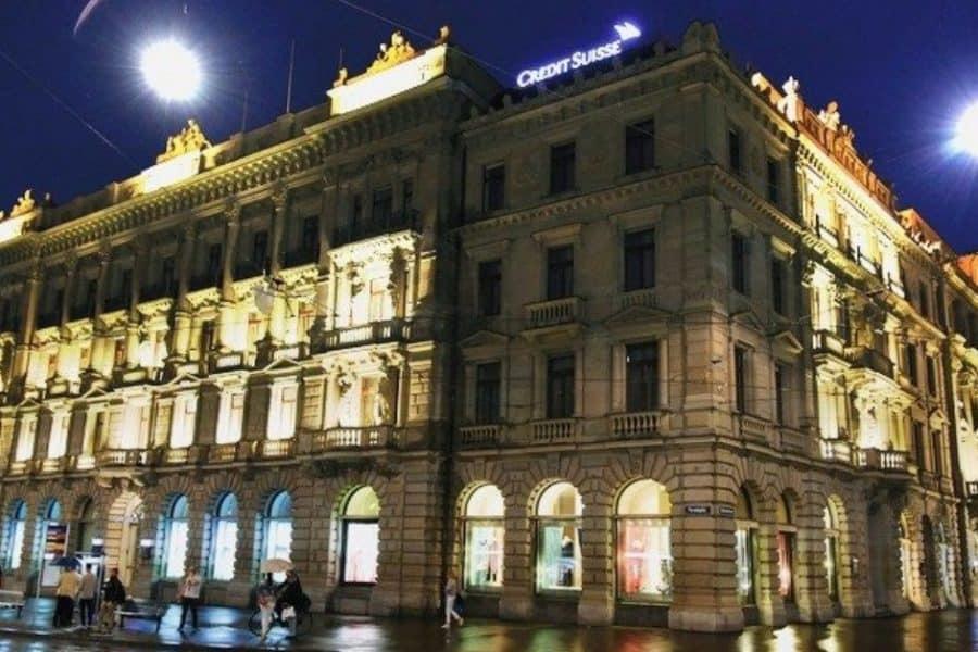 Swiss Bank Famous