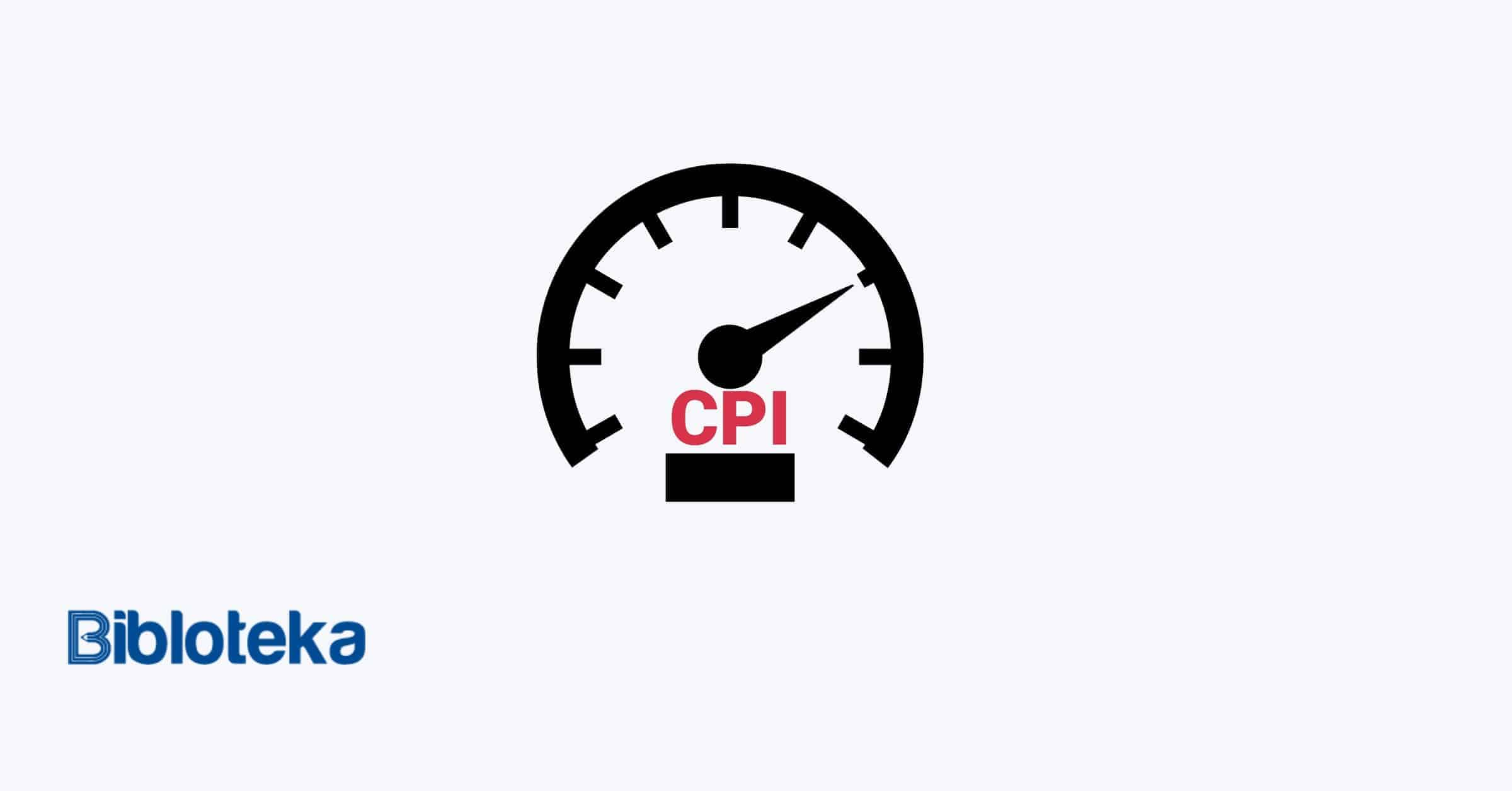 Cost Performance Index CPI in Project Management