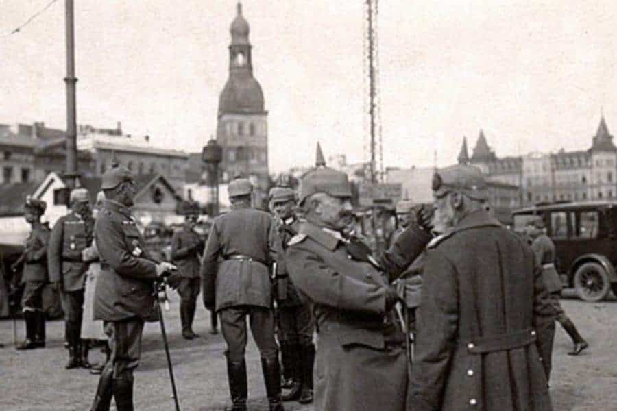 Why Did Germany Declare War On Russia During WW1