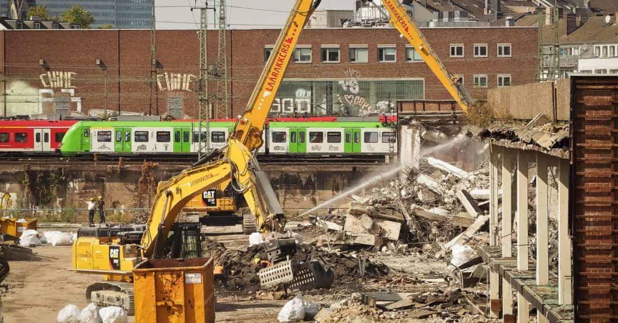 Construction Building Demolition