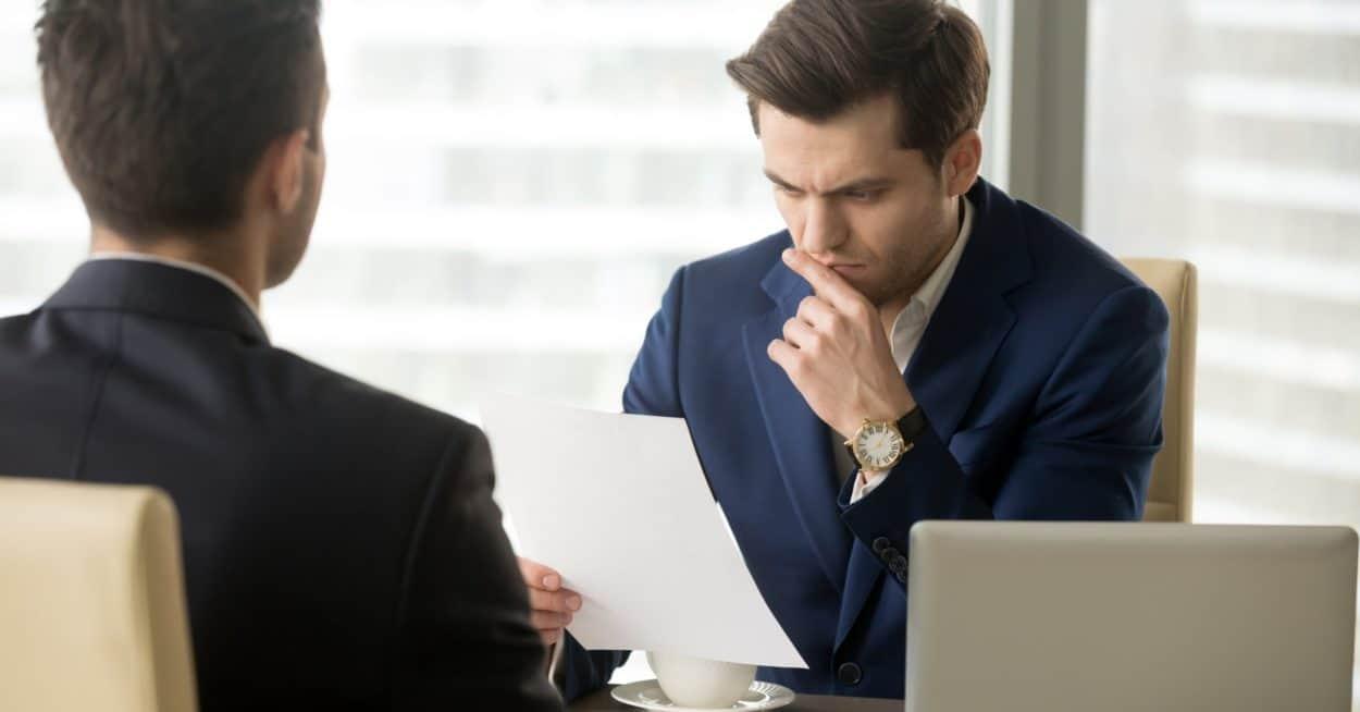 Decline a Job Offer