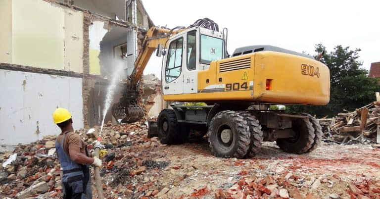 Residential Demolition Services