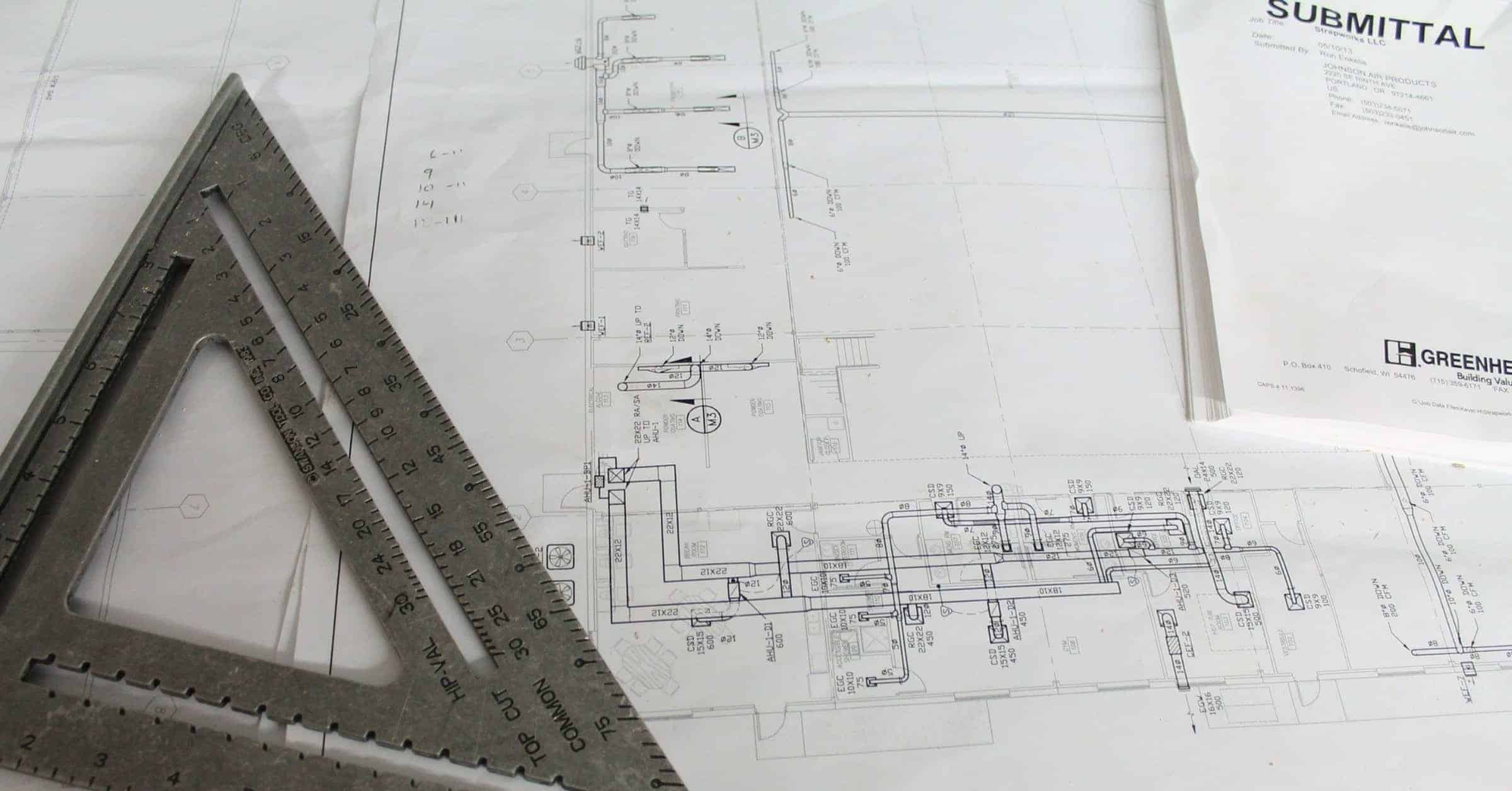Difference Between Shop Drawings And Construction Drawings