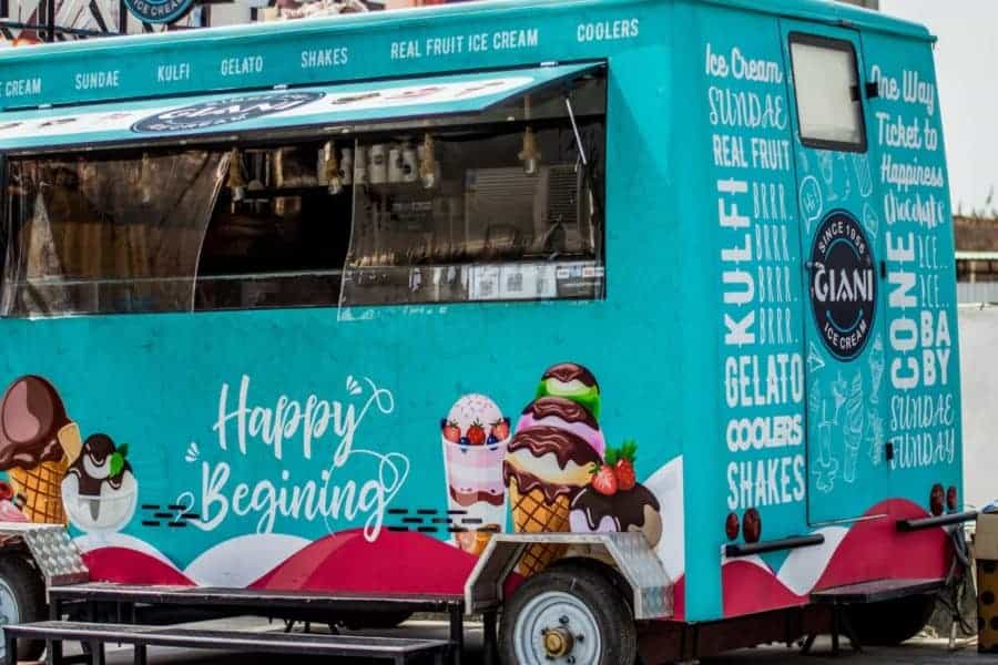 Food Truck Business Ideas
