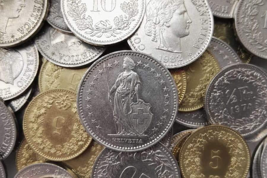Minimum Balance for Different Swiss Bank Accounts
